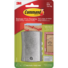 3M Command Sticky Nail Wire Backed Hanger
