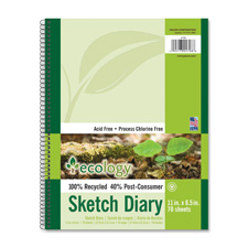 Pacon Ecology Sketch Diary