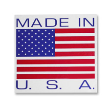 Tatco Made in USA Shipping Labels