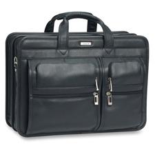US Luggage SOLO Classic Leather Laptop Portfolio