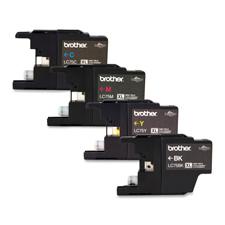 Brother LC75BK/C/M/Y Ink Cartridges