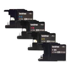 Brother LC79BK/C/M/Y Ink Cartridges