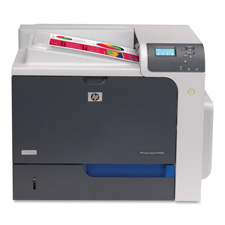 Hewlett Packard CC490A Color LaserJet Printer, 21-3/10'' x 20-3/5'' x 16-1/2'', BK/GY, HEWCC490A, HEW CC490A