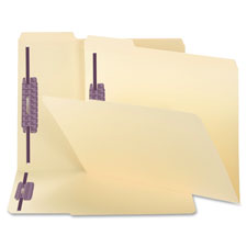 Smead SafeShield Coated Fastener File Folders