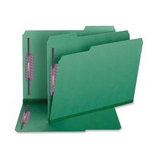 Smead Position 1 & 3 Pressboard Fastener Folders