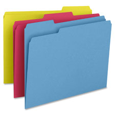Bus. Source Color-coding Top-tab File Folders