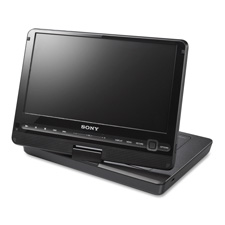 Sony 9 Portable DVD Player