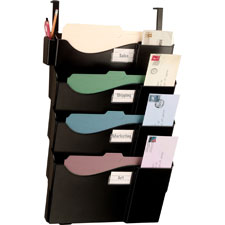 Officemate 4-Pocket Grande Central Filing System