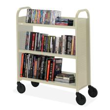 Bretford Single-sided Premium Book Truck