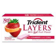 Cadbury Trident Layers Gum