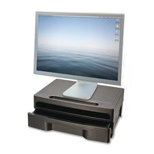 Officemate Monitor Stand w/Drawer