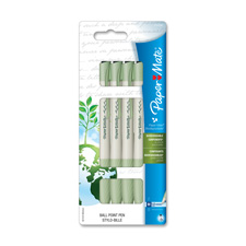 Paper Mate Biodegradable Medium Point Pens