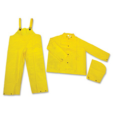 R3 Safety Three-piece Rainsuit