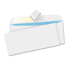 "Peel/seal envelopes, regular tint, 4-1/8""x9-1/2"", 500/bx, we, sold as 1 box, 500 each per box"
