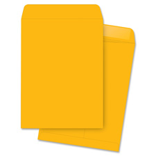 "Catalog envelopes, plain, 10""x13"", 250/bx, kraft, sold as 1 box, 250 each per box"