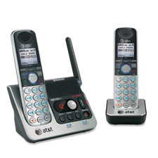 AT&T Dect 6.0 Phone Syst w/Answ Mach & Blutooth