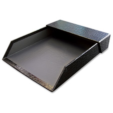 Aurora Prod. Crocodile Collection Letter Trays