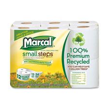 Marcal Small Steps 2-Ply Bathroom Tissue