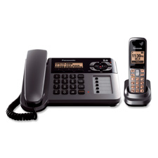 Panasonic Corded Digital Base Telephone w/ Handset
