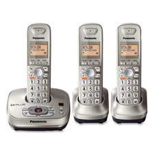 Panasonic Expandable Digital Cordless Phones