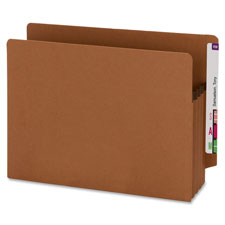 Smead 3-1/2 Expansion End Tab File Pockets