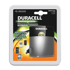 Duracell Rechargeable Lithium-ion Battery Charger