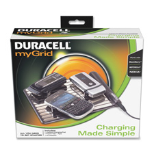 Duracell My Grid Charging Pad