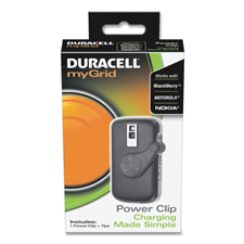 Duracell My Grid Power Clips