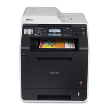 Brother MFC9460CDN Color Laser All-in-One Printer