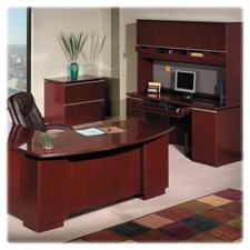 Bush Milano2 Series Chrry Modular Office Furniture