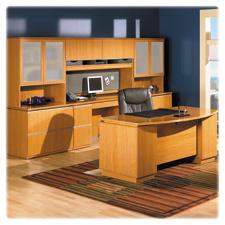 Bush Milano2 Series Gold Modular Office Furniture