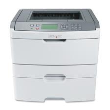 Lexmark E460dtn Ntwk-Rdy Monochrome Laser Printer