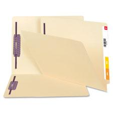 Smead SafeShield Coated Fastener Folders