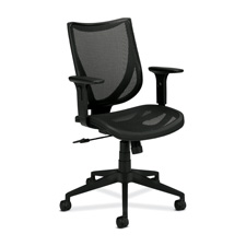 Basyx Mesh Back and Seat Managerial Chair