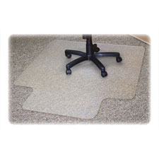 Advantus RecyClear Carpet Chairmats