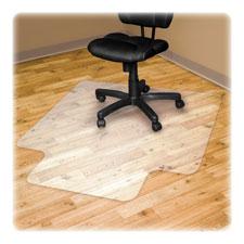 Advantus Hardwood PET Chairmats