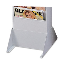 Buddy Steel Wall / Floor Literature Rack