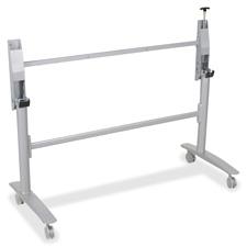 Balt Lumina Rectangular Tabletop Steel Bases