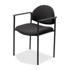 Lorell Stacking Reception Guest Chairs