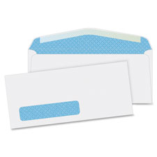 "Security window envelopes,no. 10"",4-1/8""x9-1/2"",500/bx,we, sold as 1 box"