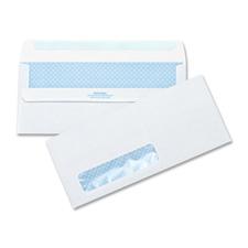"Self-seal envelopes,no.10,std.window,4-1/2""x9-1/2"",500/bx,we, sold as 1 box"