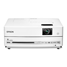 Epson Multimedia WXGA Projector/DVD Player