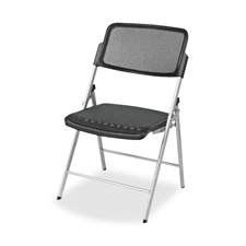 Lorell Mesh Seat and Back Guest Chair