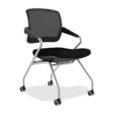 Mayline Mesh Mid-Back Chairs