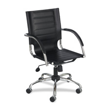 Safco Leather Manager's Chair