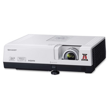 Sharp 3D Multimedia WXGA Projector