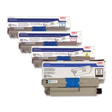 Oki Data 44469701/02/03/9801 Toner Cartridges