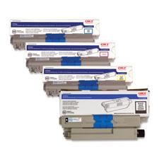 Oki Data 44469719/20/21/9802 Toner Cartridges