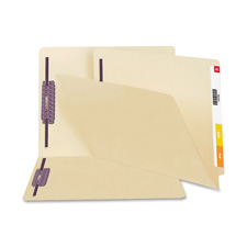 SMEAD MANUFACTURING CO Fastner Folder, Ltr, 14pt, Position 1/3, 50/PK, Manila at Sears.com