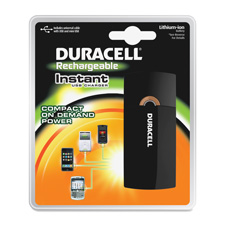 Duracell Instant Lithium-ion Battery Charger